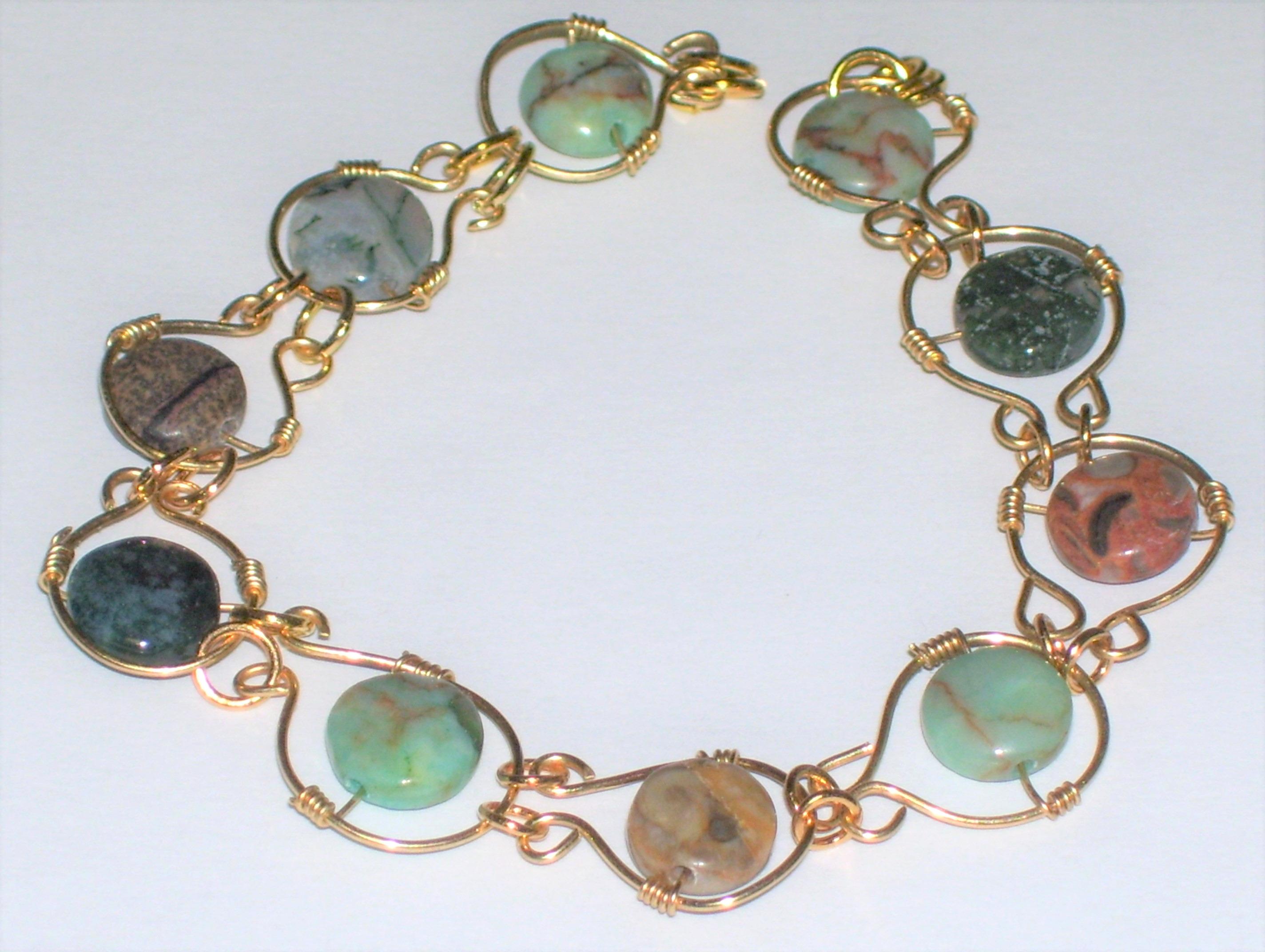 Lucky Horseshoe Bracelet
