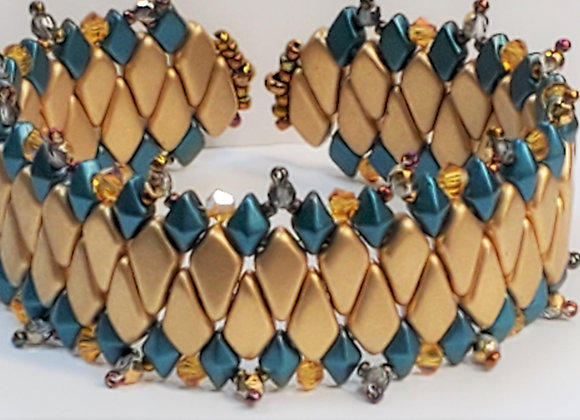 Drakania Bracelet Pattern