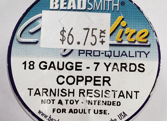 18 gauge Copper