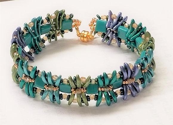 Make Me Crabby Bracelet Pattern