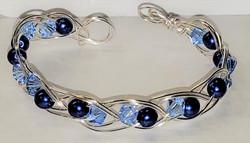 Double 3 Braid Bracelet