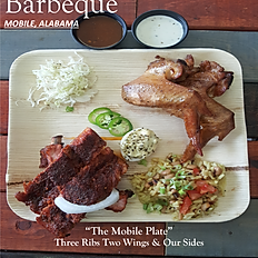 The Mobile Plate