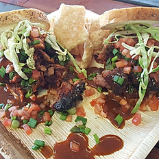 """Pulled Rib Sliders """"All The Way"""""""