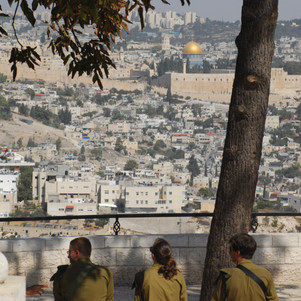 Seven Walks in a Holy City