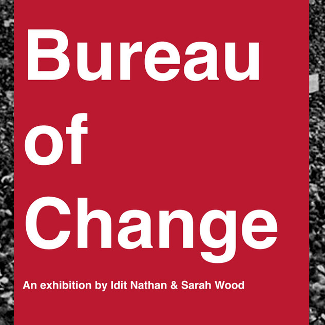 Bureau of Change @ Festival of Ideas