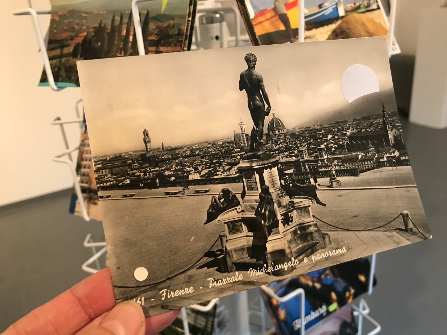 Postcards From Europe (2019-)