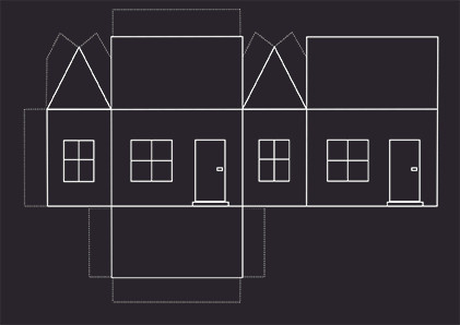 House Cut OUt