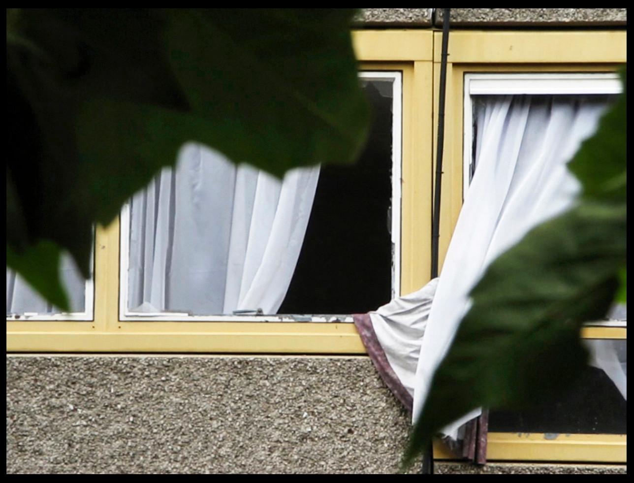 Windows by Roelof Bakker