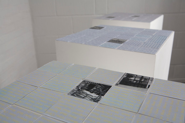 Hand Made Memory Games - A Triptych