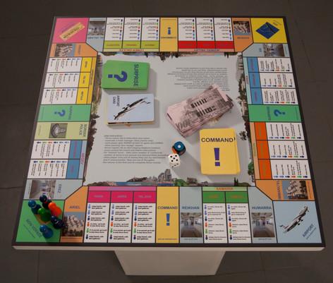 Hegemonopoly / Machsomopoly (2009)
