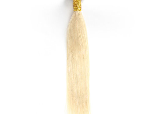 "Eurasian Straight Human Hair ""Ombre Blonde"""