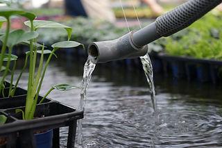 ハイドロカルチャー専用灌水設備