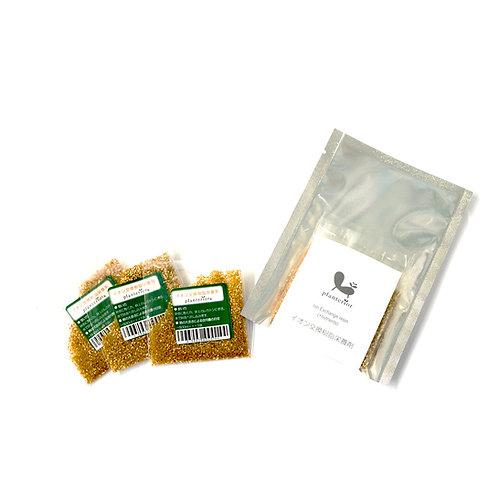 イオン交換樹脂栄養剤(3個パック)