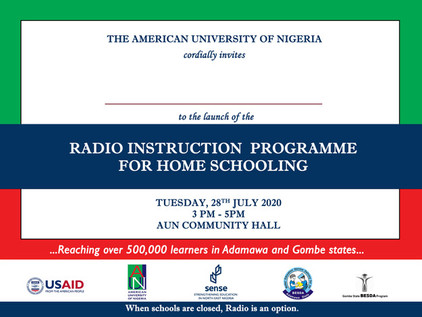 COVID-19: USAID Launches Radio Programme For School Children In Adamawa, Gombe