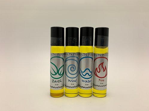 Elements Roll On Perfume 3ct ($6.50/ea)