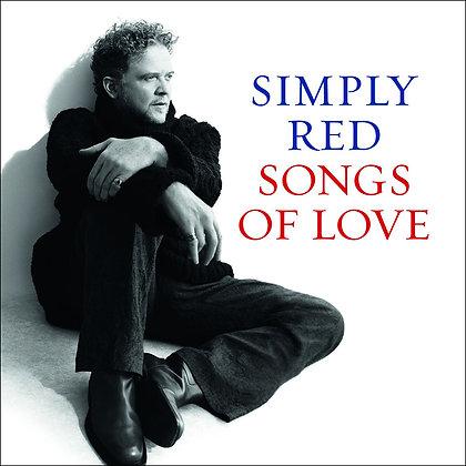 CD Simply Red - Songs Of Love
