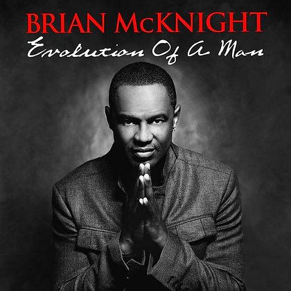 CD Brian McKnight - Evolution Of A Man