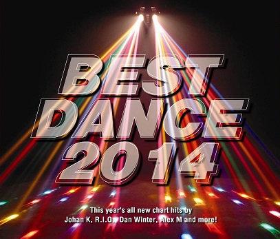 CD Best Dance 2014