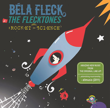 CD Bela Fleck - The Flecktones - Rocket > Science