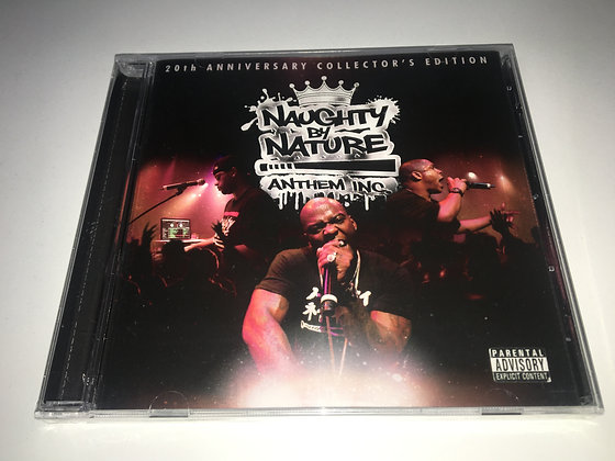 CD Naughty By Nature - Anthem Inc.