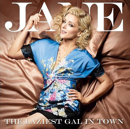 CD Jane Krakowski - The Laziest Gal In Town