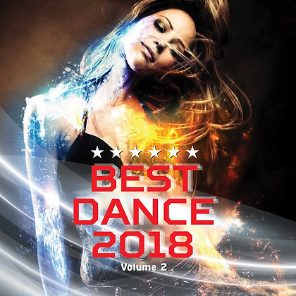 CD Best Dance 2018 Volume 2