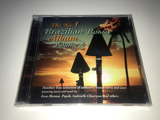 CD The No.1 Brazilian Bossa Nova Album Vol.2