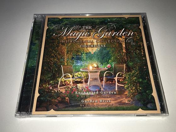 CD The Magic Garden - Instrumental Collection Vol.1