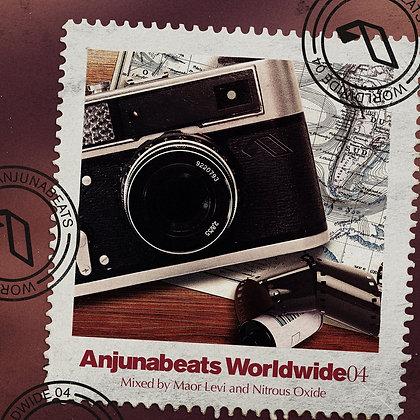 CD Anjunabeats Worldwide 04