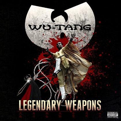 CD Wu-Tang - Legendary Weapons
