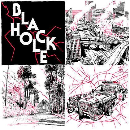 Jon Savage - Black Hole