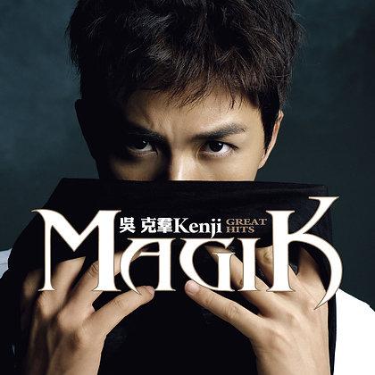 CD 吳克群 - Magik