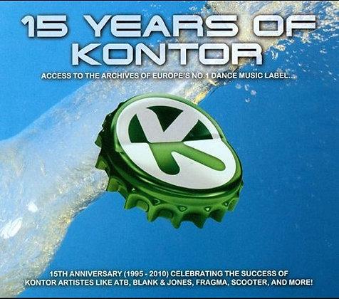 CD 15 Years of Kontor