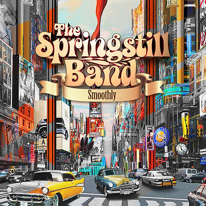 CD The Springstill Band - Smoothly