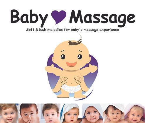CD Baby Love Massage