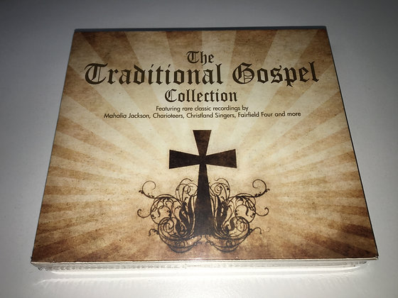 CD The Traditional Gospel Collection