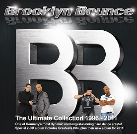 CD Brooklyn Bounce - The Ultimate Collection 1996-2011