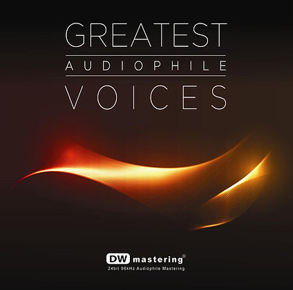 CD Greatest Audiophile Voices