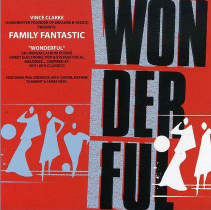 CD Wonderful - Family Fantastic