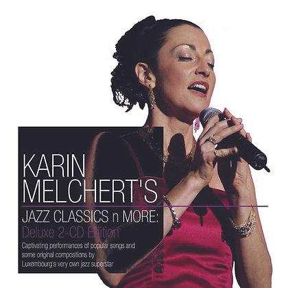 CD Karin Melchert's Jazz Classics n More