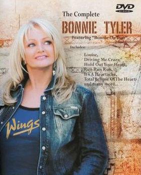 CD The Complete Bonnie Tyler (DVD + Bonus CD)