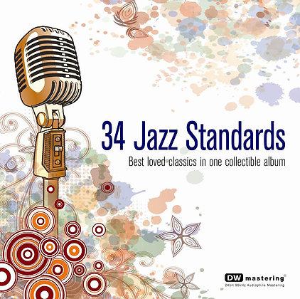 CD 34 Jazz Standards