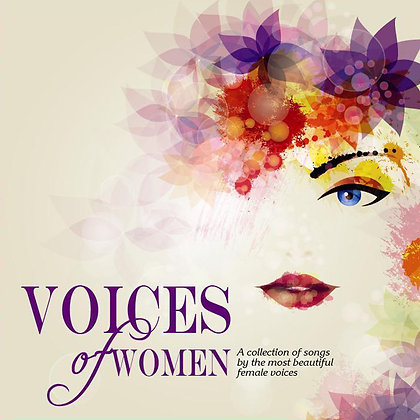 CD Voices Of Women