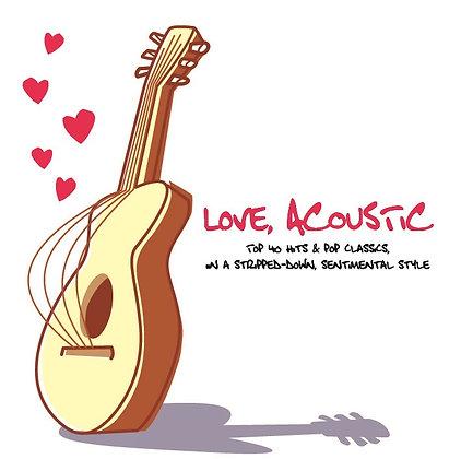 CD Love Acoustic