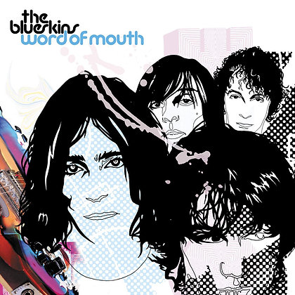 The Blueskins - Word Of Mouth