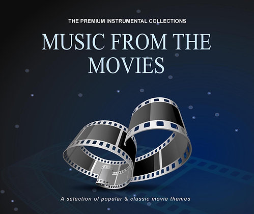 CD Music From The Movies