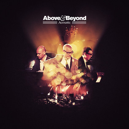 CD Above & Beyond - Acoustic