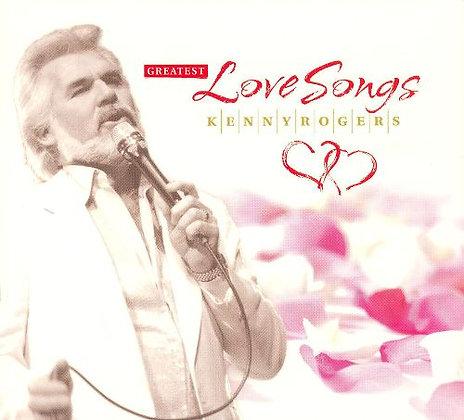 Kenny Rogers - Greatest Love Songs (3LP)
