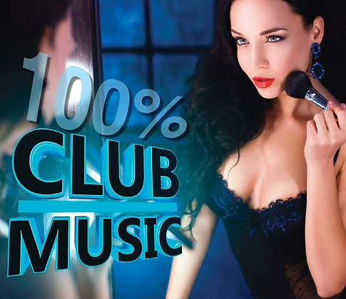 CD 100% Club Music