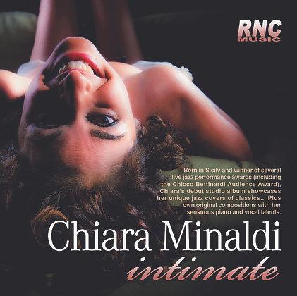 CD Chiara Minaldi - Intimate